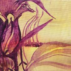 Reset - peinture - mona roussette Affich