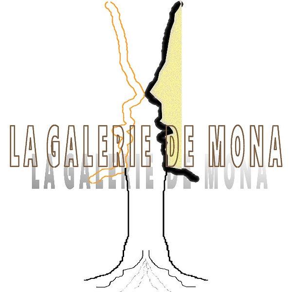 Logo La galerie de Mona Affichage Web gr