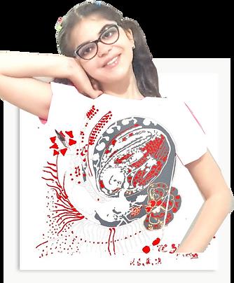 Mon a la belle tee shirt design4.png