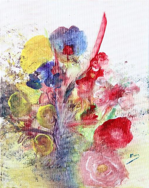 Douleur et fleurs
