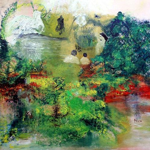 Peintures grand format