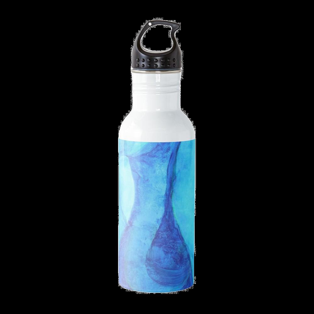 Bouteille d'eau en inox imprimée - La cr