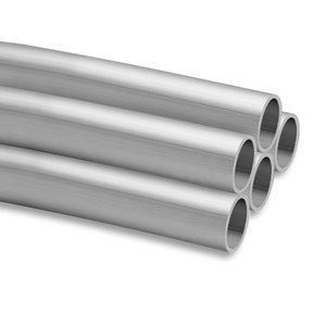 """Tuyau d'aluminium 12' Ø 2"""""""