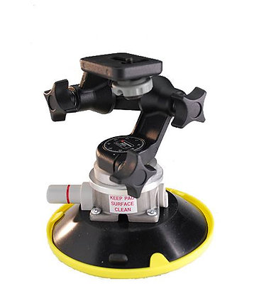 """Manfrotto 6"""" Super Gripper 11 lbs Suction Cup"""