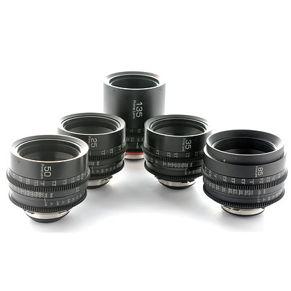Contax GL Optics PL Lens Package