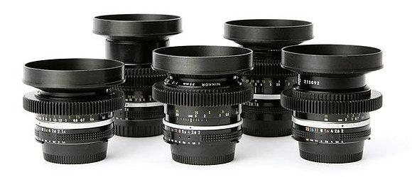 Nikon Nikkor AI-S EF Lens Package