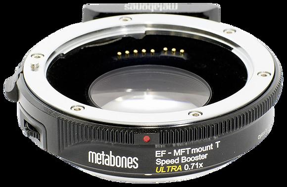 Metabones MFT to EF T Speedbooster Ultra 0.71x