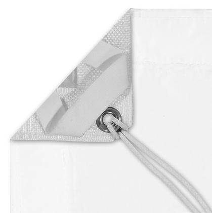 6' x 6' Silent Grid 1/4 Fabric