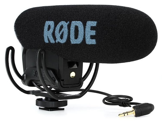 Micro RODE VideoMic Pro +