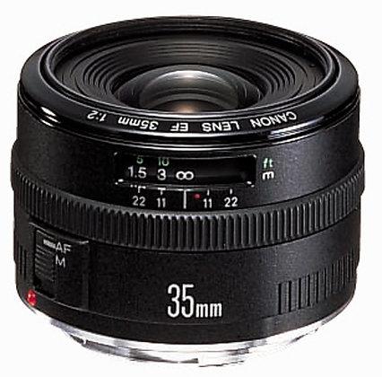 Objectif Canon EF 35mm f/2.0