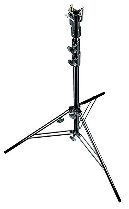 Manfrotto Baby/Junior Aluminium 2 sections Stand