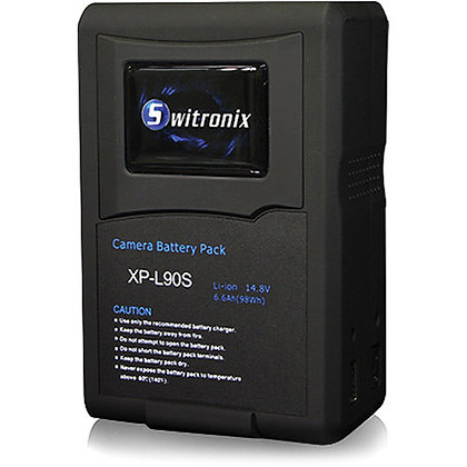 Batterie V-Mount Swit XPL90S 90w/h