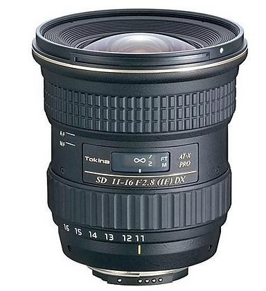 Objectif Tokina EF 11-16mm f/2.8 IF DX ATX PRO