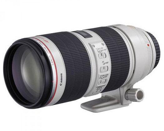 Canon EF 70-200mm f/2.8 II USM Série L Lens