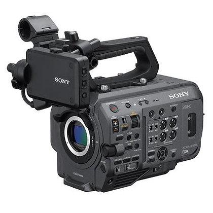 Sony PXW-FX9 E-Mount Full Frame Capteur 6K