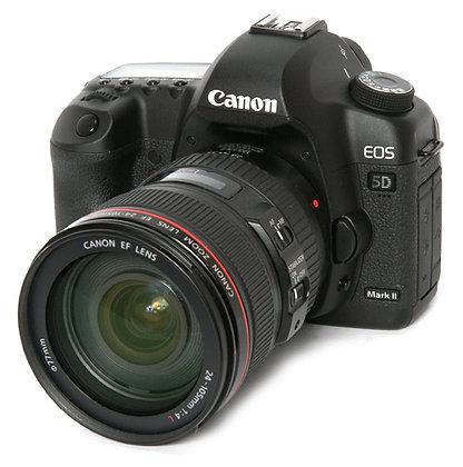 Canon 5D Mark II EF Full Frame HD