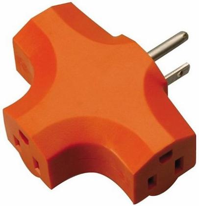 Cube Tap (3-way Splitter)