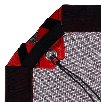8' x 8' Double Scrim Fabric