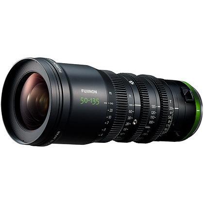 Objectif Fujinon E-Mount Cine Zoom MK50-135mm T/2.9