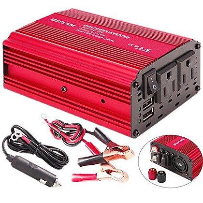 Inverter 12V DC to AC 400W