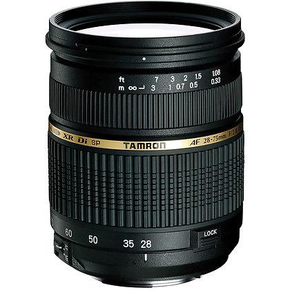 Objectif Tamron EF 28-75mm f/2.8 XR Di SP