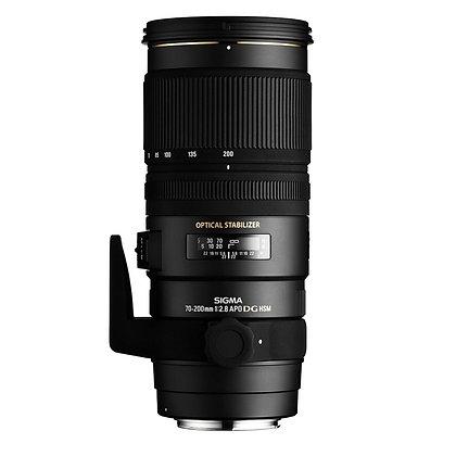 Objectif Sigma EF 70-200mm f/2.8 EX APO