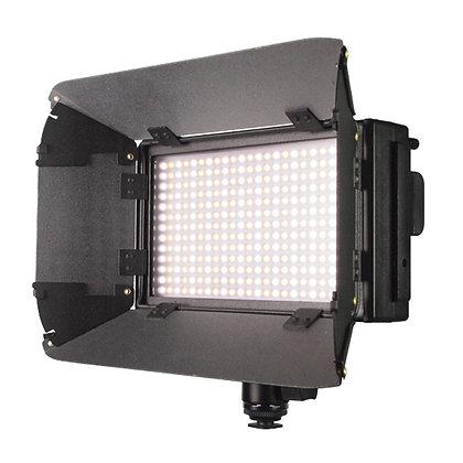 Lumahawk 312 LED On-Camera 3200-5600K