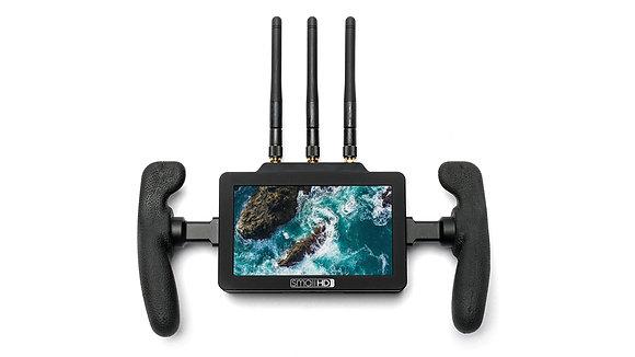 """Moniteur/récepteur Small HD Focus 5"""" Teradek RX intégré"""