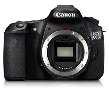 Canon 60D EF APS-C HD
