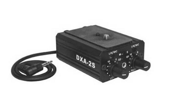 Adaptateur Beach Tek DXA-2S XLR à Jack 1/8