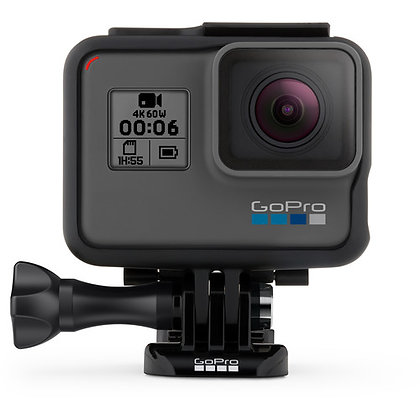 GoPro Hero 6 Black Edition UHD