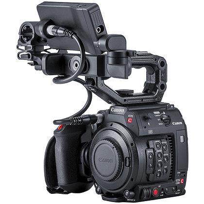 Canon C200 EF Super 35mm 4K