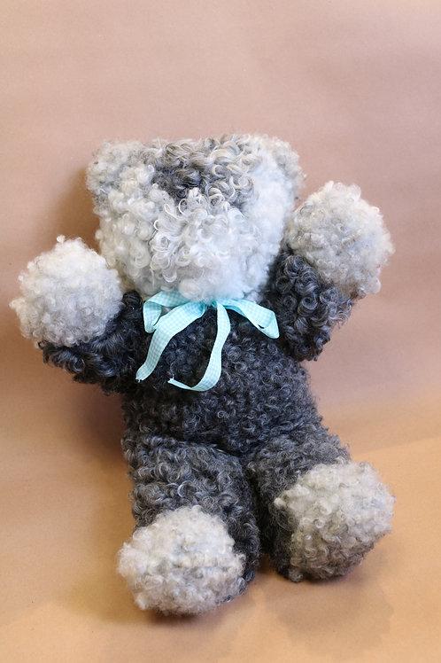 Grå nallebjörn