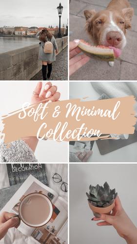 Soft & Minimal Preset Collection