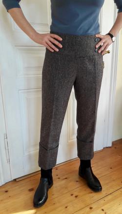 Tweed-Hose