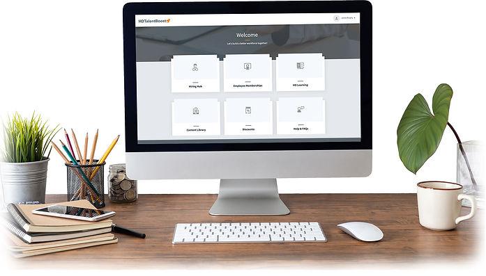 HDTalentBoost Desktop