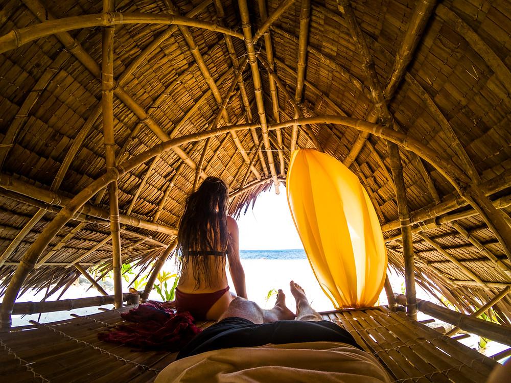 TAO, Beach Hut Near El Nido, Palawan, Philippines