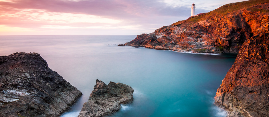 Cornwall's Best Sunset Spots! The Top 5 Places To Watch The Sun Go Down In Cornwall!