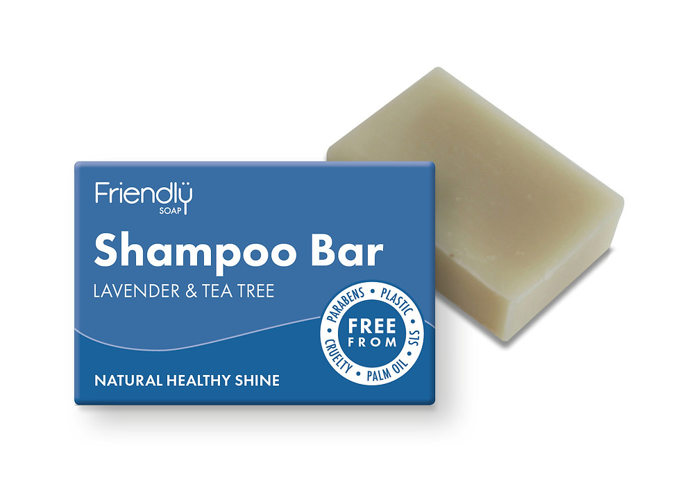 Friendly Soap Shampoo Bar Eco Friendly Ethical Sustainable Natural Zero Waste Plastic Free