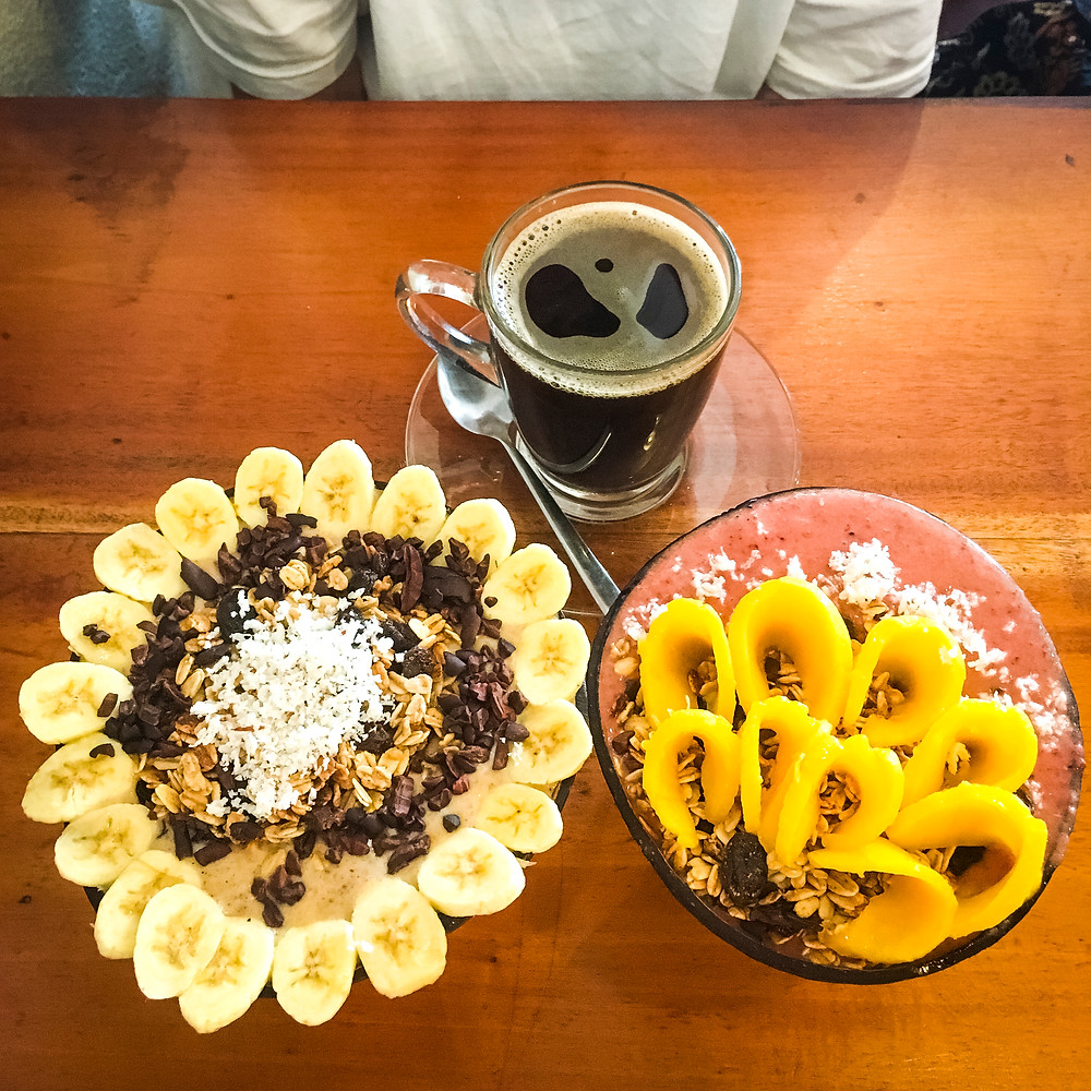 Vegan Smoothie Bowls In The Philippines