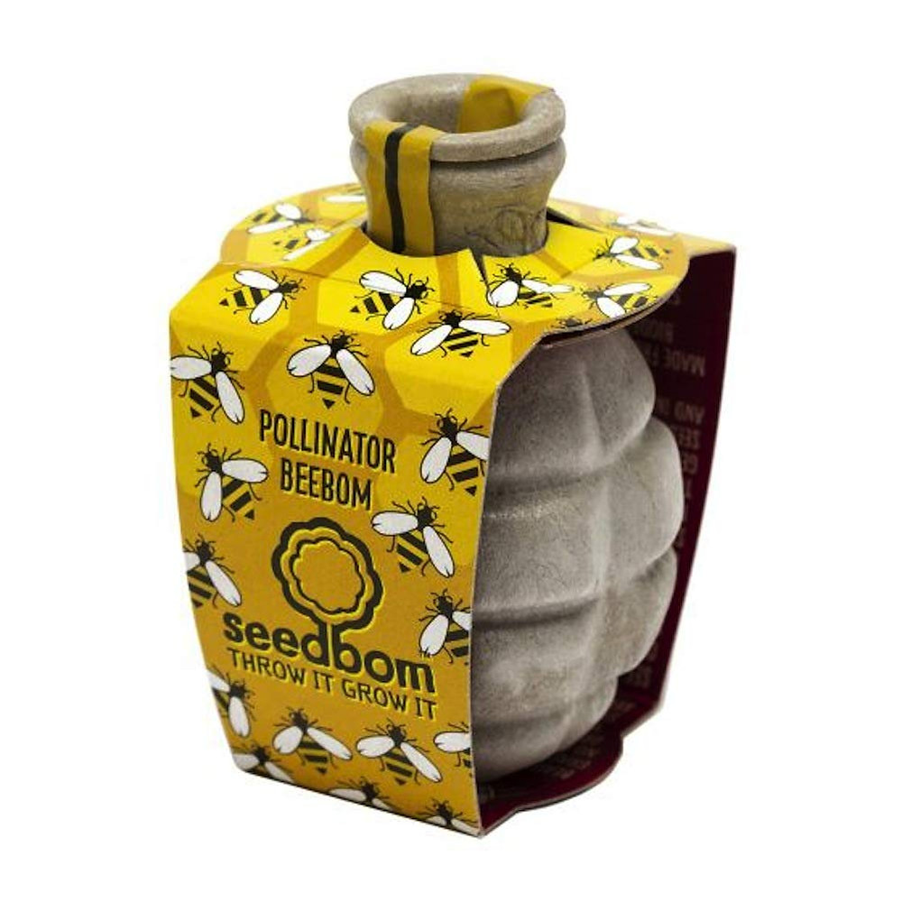 Kabloom Pollinator Friendly Bee Friendly Seed Bomb
