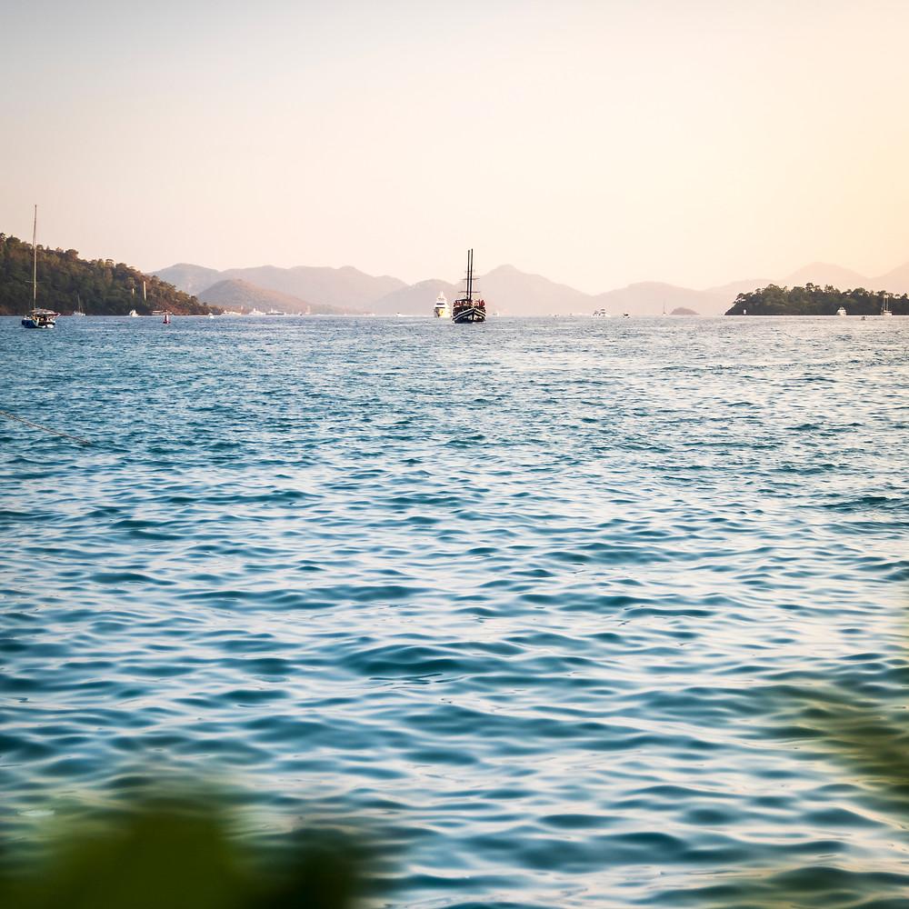 boats, gocek, turkey, what to do where to go why visit gocek