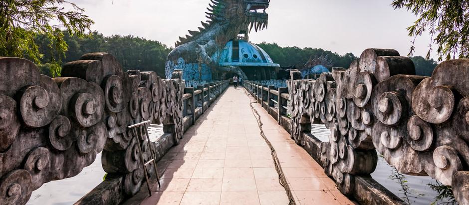 Hue's Abandoned Waterpark