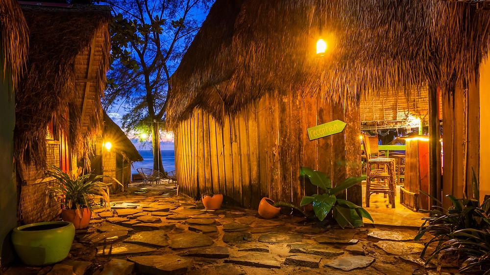 Everythang Guest House, Otres Beach, Sihanoukville, Cambodia
