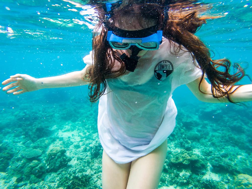 TAO, Snorkelling Near El Nido, Palawan, Philippines