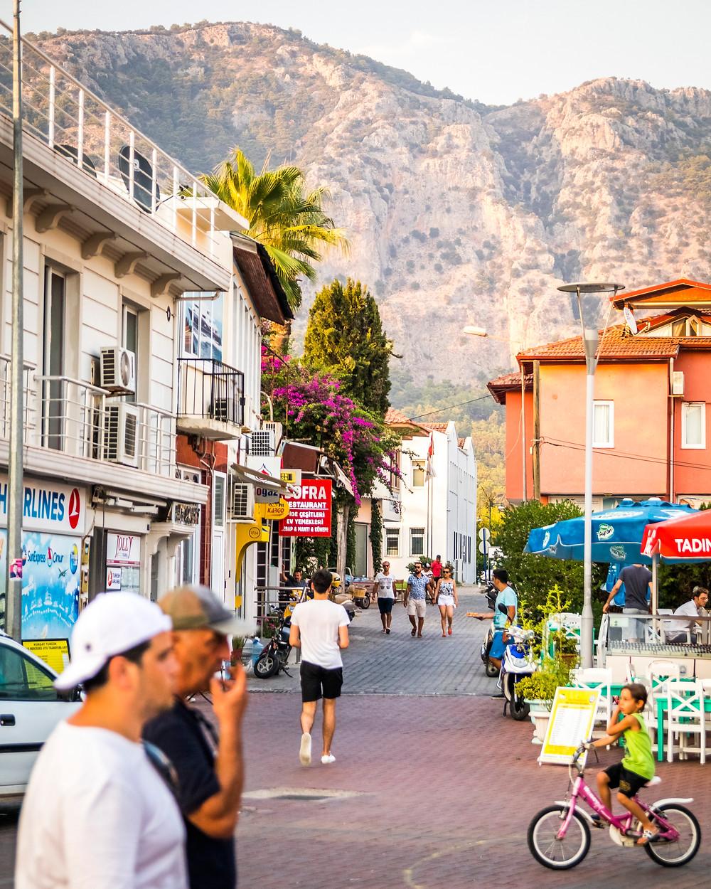 Gocek town, Turkey, what to do where to go why visit gocek
