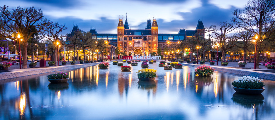 4 Days In Amsterdam, The Netherlands