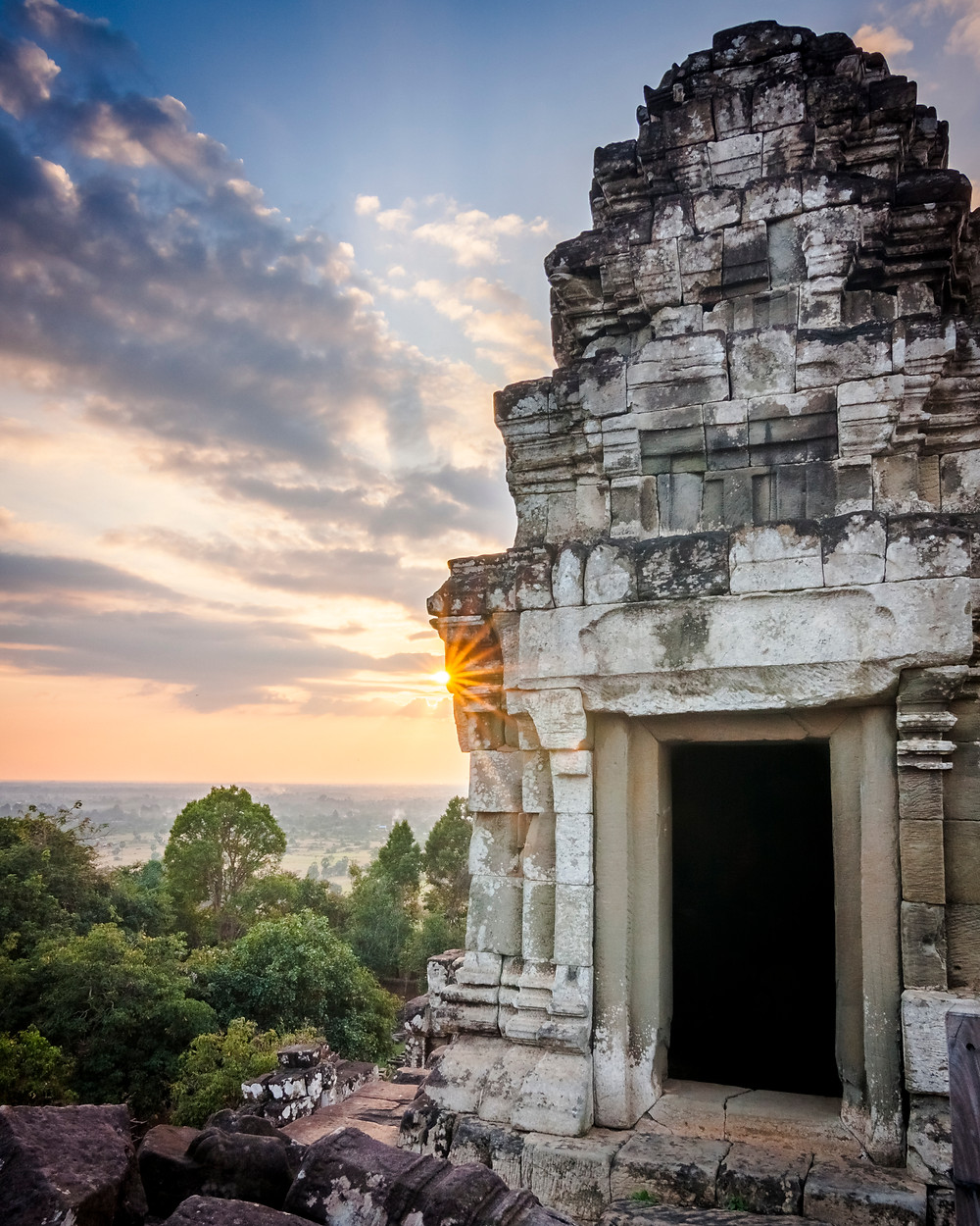 Phnom Bakheng, Angkor Wat, Cambodia