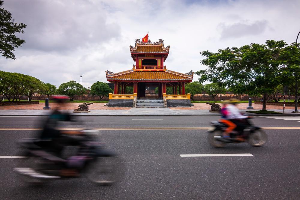 Phu Van Lau, Hue, Vietnam