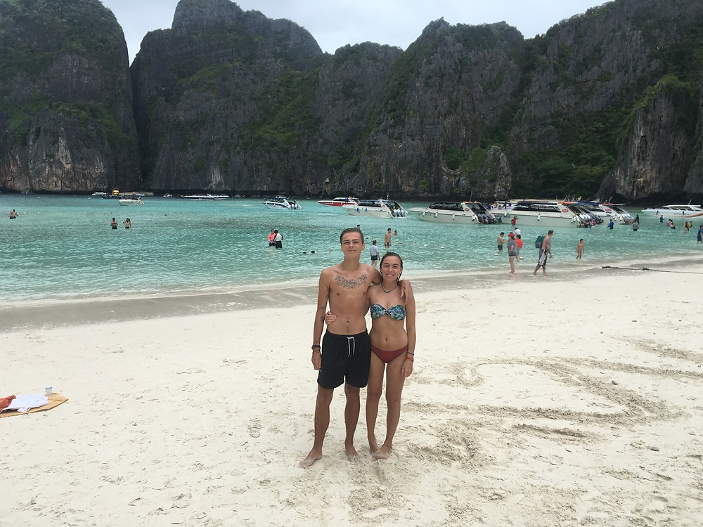 Ultimate Travel Bucket List - Maya Bay, Thailand